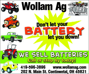 Wollam Ag - Batteries For Sale